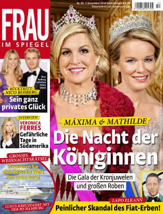 Frau im Spiegel NR50-16