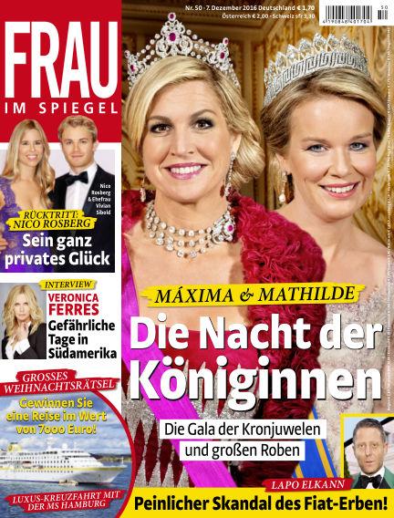 Frau im Spiegel December 07, 2016 00:00