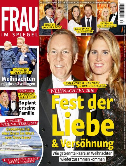 Frau im Spiegel December 14, 2016 00:00