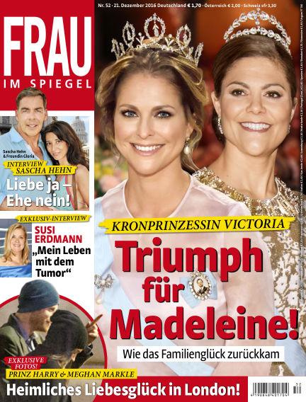 Frau im Spiegel December 21, 2016 00:00