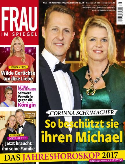 Frau im Spiegel December 28, 2016 00:00