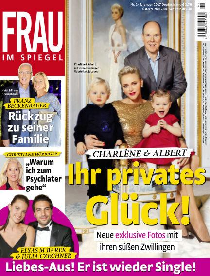 Frau im Spiegel January 04, 2017 00:00