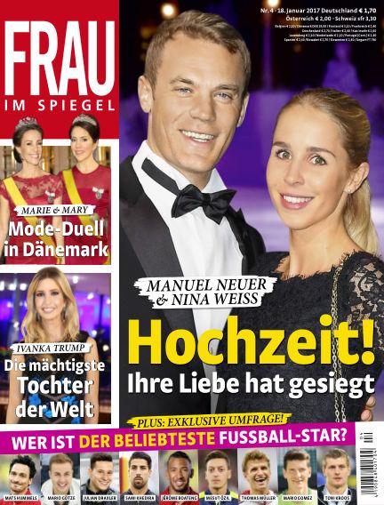 Frau im Spiegel January 18, 2017 00:00