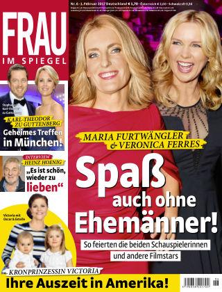 Frau im Spiegel NR06-17