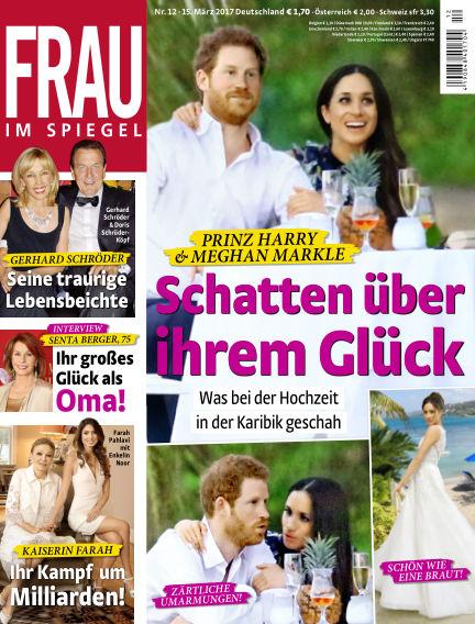 Frau im Spiegel March 15, 2017 00:00