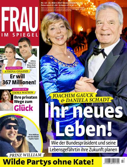 Frau im Spiegel March 22, 2017 00:00