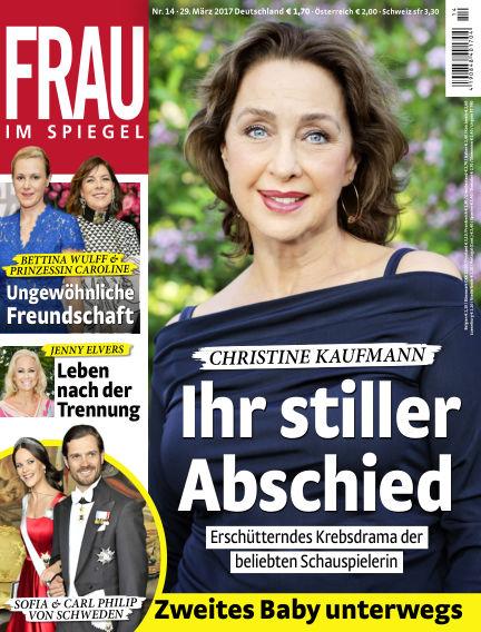 Frau im Spiegel March 29, 2017 00:00