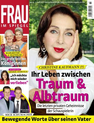Frau im Spiegel NR15-17
