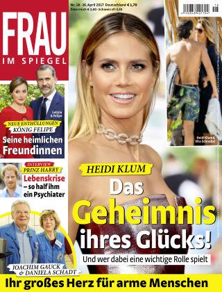 Frau im Spiegel NR18-17