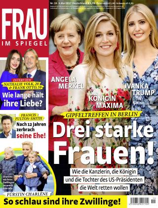 Frau im Spiegel NR19-17