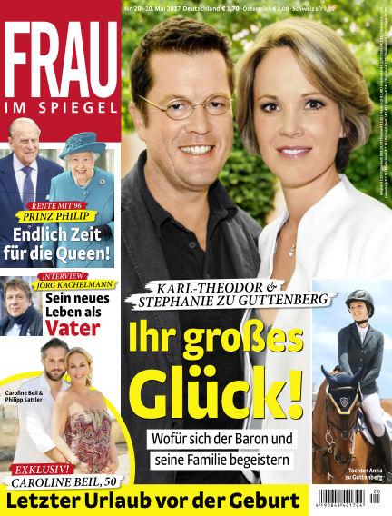 Frau im Spiegel May 10, 2017 00:00