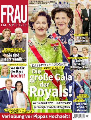 Frau im Spiegel NR21-17