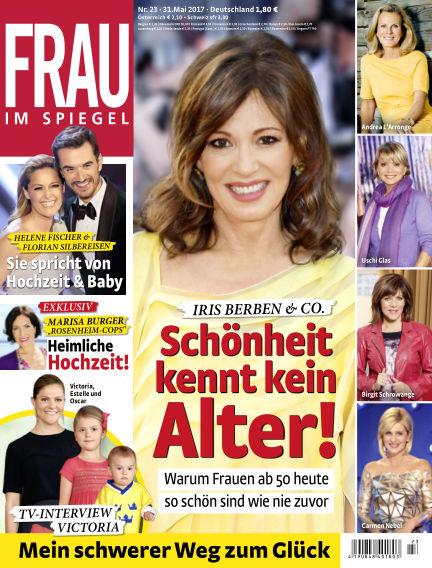 Frau im Spiegel May 31, 2017 00:00