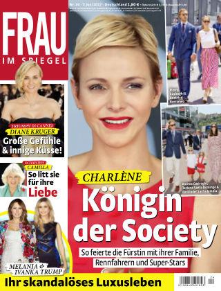 Frau im Spiegel NR24-17