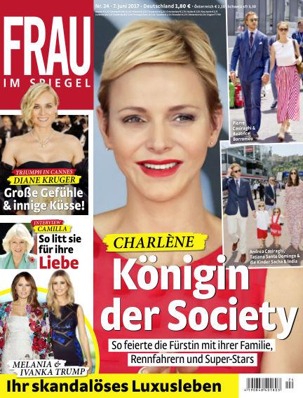 Frau im Spiegel June 07, 2017 00:00