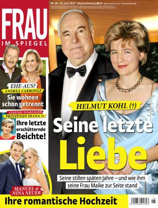 Frau im Spiegel NR26-17