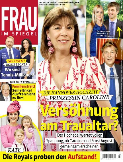 Frau im Spiegel June 28, 2017 00:00
