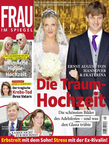 Frau im Spiegel July 12, 2017 00:00