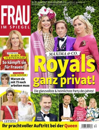 Frau im Spiegel NR30-17