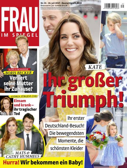 Frau im Spiegel July 26, 2017 00:00