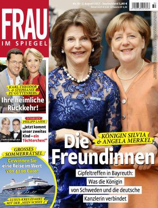 Frau im Spiegel NR32-17