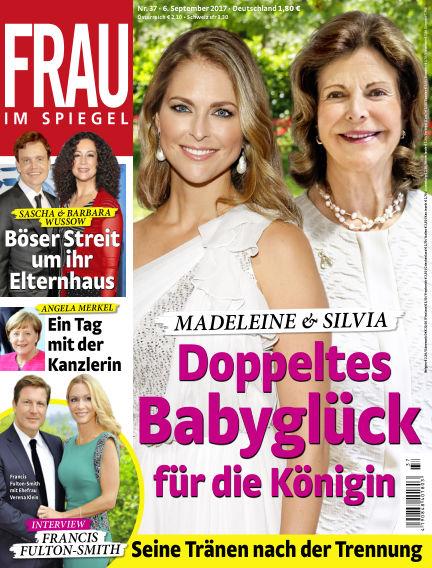 Frau im Spiegel September 06, 2017 00:00