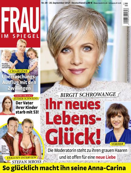 Frau im Spiegel September 20, 2017 00:00