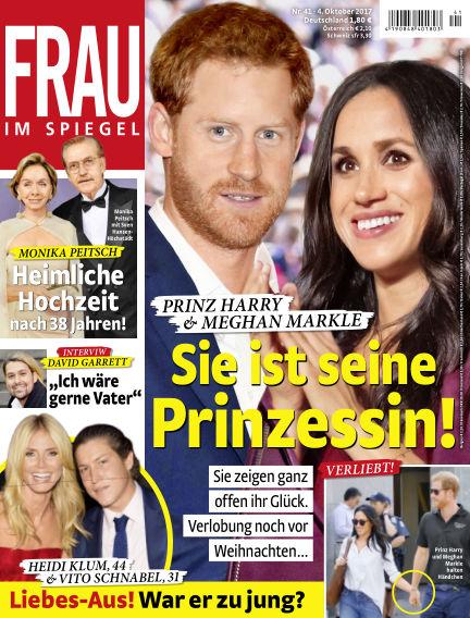 Frau im Spiegel October 04, 2017 00:00