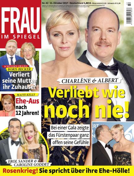Frau im Spiegel October 11, 2017 00:00