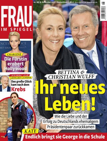 Frau im Spiegel November 08, 2017 00:00