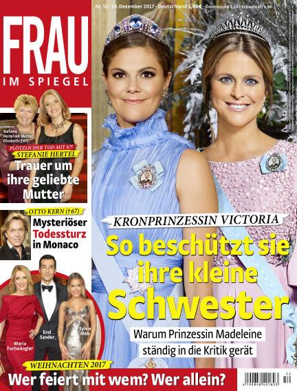 Frau im Spiegel December 19, 2017 00:00