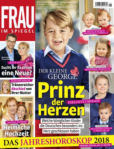 Frau im Spiegel December 27, 2017 00:00