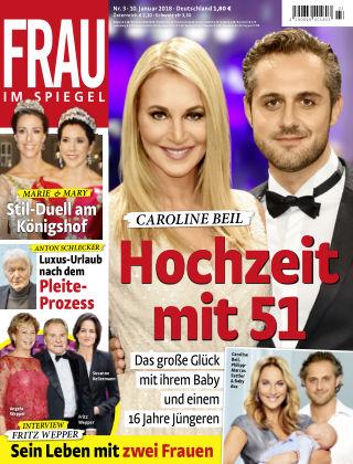 Frau im Spiegel NR03-18