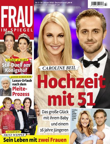 Frau im Spiegel January 10, 2018 00:00