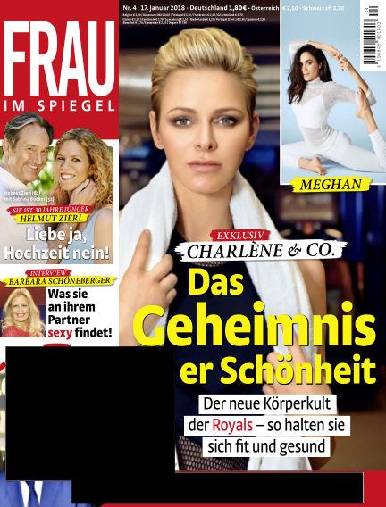 Frau im Spiegel January 17, 2018 00:00