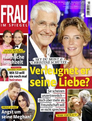 Frau im Spiegel NR10-18