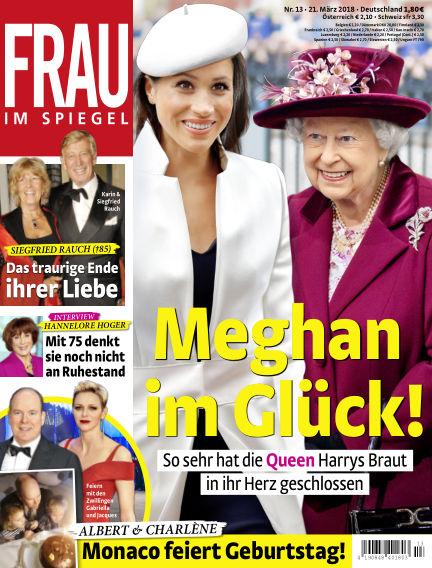 Frau im Spiegel March 21, 2018 00:00