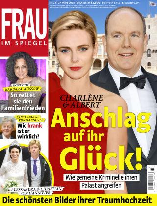 Frau im Spiegel NR14-18