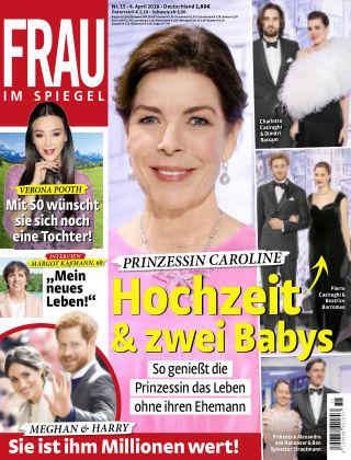 Frau im Spiegel NR15-18