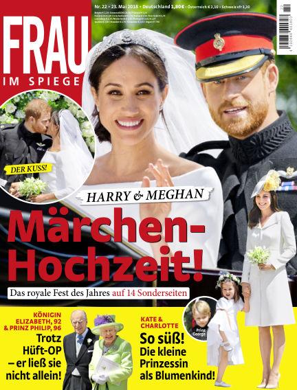 Frau im Spiegel May 23, 2018 00:00