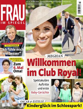Frau im Spiegel NR23-18