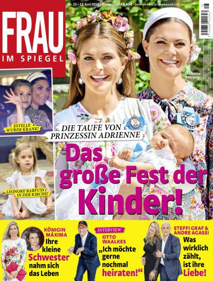 Frau im Spiegel June 13, 2018 00:00