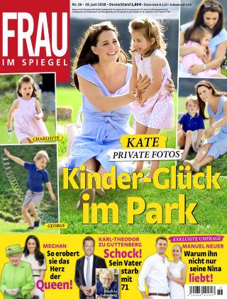 Frau im Spiegel NR26-18