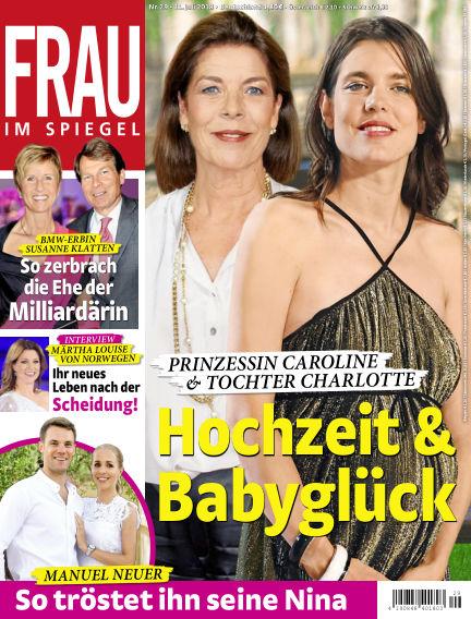 Frau im Spiegel July 11, 2018 00:00