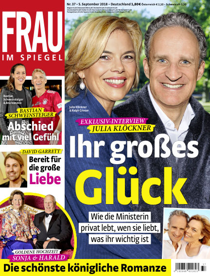 Frau im Spiegel September 05, 2018 00:00