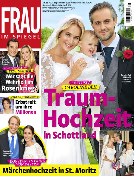 Frau im Spiegel September 12, 2018 00:00