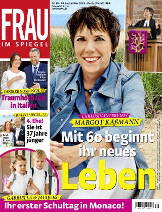 Frau im Spiegel NR39-18