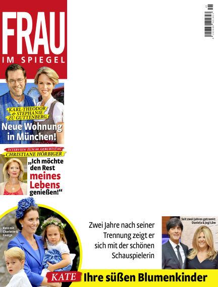 Frau im Spiegel October 02, 2018 00:00