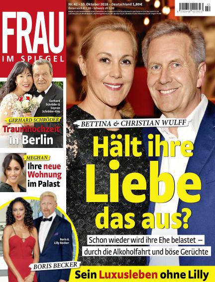 Frau im Spiegel October 10, 2018 00:00