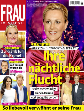 Frau im Spiegel NR46-18